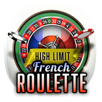 High Limit French Roulette - card-and-table