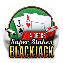 Super Stakes Blackjack - card-and-table