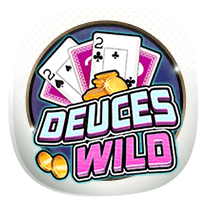 Deuces Wild card-and-table