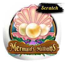 Mermaid's Millions Scratch slots