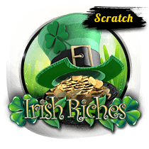 Irish Riches Scratch - slots