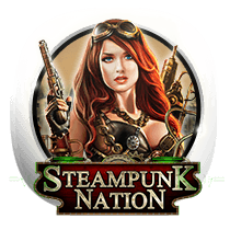 Steampunk Nation - Bote Diario slots