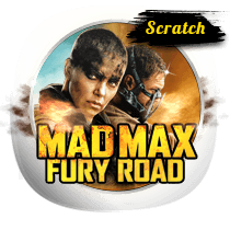 Mad Max Fury Road Scratch - slots