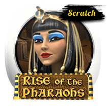 Rise of the Pharaohs Scratch slots