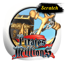 Pirates Millions Scratch slots