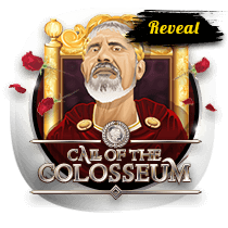 Call of the Colosseum Reveal slots