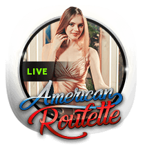 Live American Roulette - live