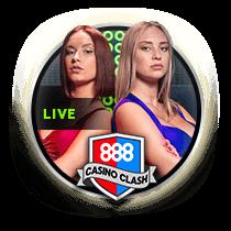 Live 888 Casino Clash live