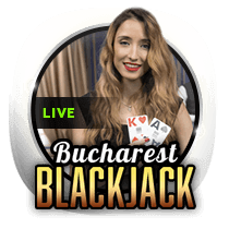 Live Bucharest Blackjack 1