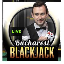 Live Bucharest Blackjack 2