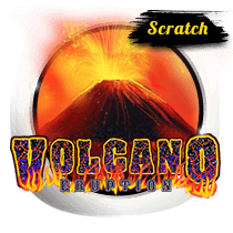 Volcano Eruption Scratch slots