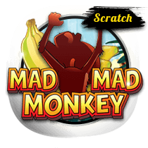 Mad Mad Monkey Scratch slots