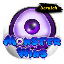Monster Wins Scratch slots
