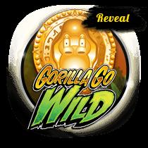 Gorilla Go Wild Reveal  slots