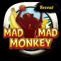 Mad Mad Monkey Reveal slots