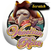 Venetian Rose Scratch  slots