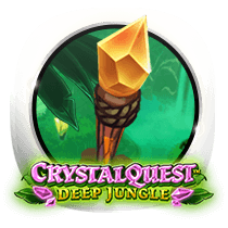 Crystal Quest - Deep Jungle slots