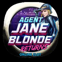 Agent Jane Blonde Returns slots