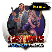 Lost Vegas Survivors Scratch slots