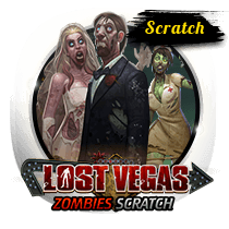 Lost Vegas Zombies Scratch slots